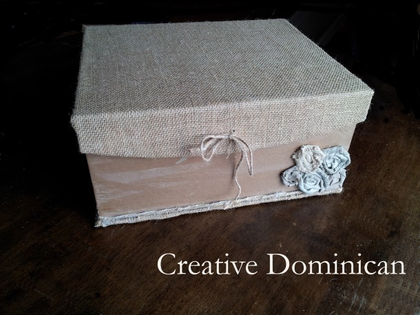 DIY Decorative Box