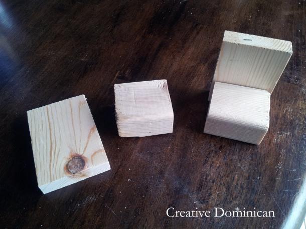 DIY Dolhouse furniture