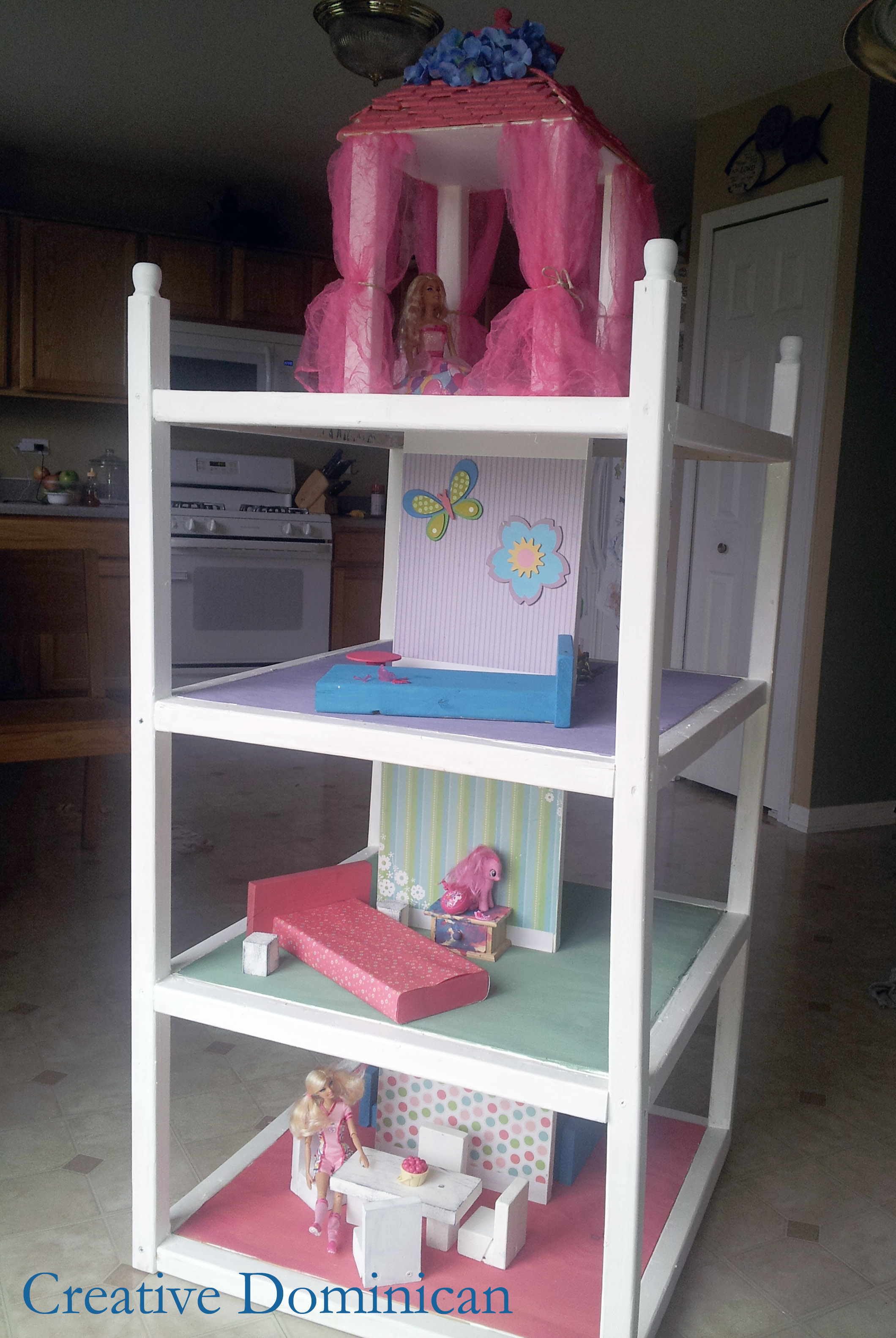 ana white dollhouse bookcase plans